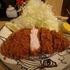 富士喜 - 料理写真:厚切りロースカツ(青森県産やまざきポーク220g)定食¥1274