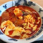 竜笑 - トマト麺