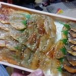 ウミナカプラザ - 三味浜焼き1080円