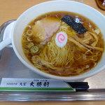 大宮大勝軒 - 料理写真:中華麺(780円)
