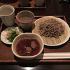 田久 - 料理写真:鴨汁そば 1200円