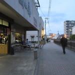 高橋酒店 - 前の通り