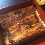 うなぎ赤垣 - 料理写真:赤垣(うな重特上)