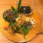 Soffa Tokyo - 前菜盛り合わせ