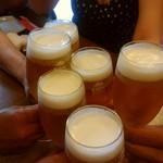 67351702 - まずはビールで乾杯