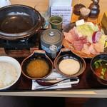 味の蔵 - 恵那すき焼き膳