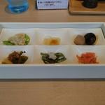 味の蔵 - 前菜