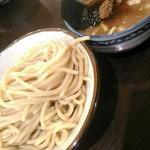 にぼshin. - 【2017/5】つけ麺300g