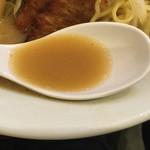 大山ラーメン・つけ麺 - スープアップ!