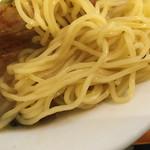 大山ラーメン・つけ麺 - 麺アップ!