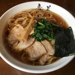 Ramentatsumi - 「生姜醤油」680円