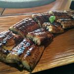 すみじ庵 - 料理写真:大きな鰻様