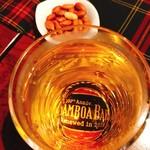 67356513 - もちろん角瓶キンキンでグラスは常温ながら最高の一杯♡