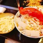 67356617 - 『明太餅チーズもんじゃ』様(1500円)