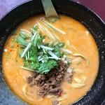 67357160 - 汁あり。スープおいしい。