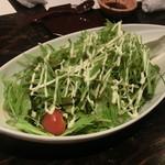 雷神 - 野菜サラダ