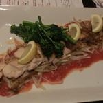 雷神 - 大山鶏のステーキ