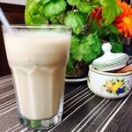 カスタネット - フレッシュバナナカフェ(530円)