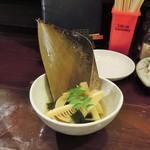 アジト - 若竹煮