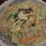 唐華 - 野菜刀削麺¥780