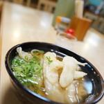 うどん平 - 料理写真:ごぼ天うろん