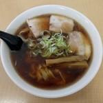 長尾中華そば - 喜多方ラーメン(700円)