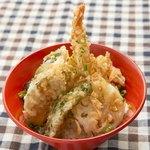 めし処 月の魚 - 天丼