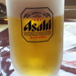 67363799 - 生ビールはスーパードライ中430円