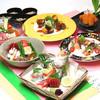 つきじ植むら - 料理写真:【得々宴会プラン】盛り込み宴席コース「ほおずき」
