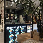 山猫バル サンドウィッチーズ - カフェスペースございます。
