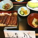 うなぎの京楽軒 - 料理写真: