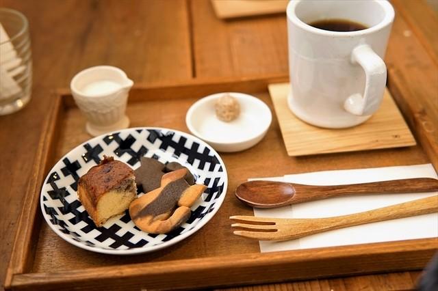 ペタニコーヒー - ドリップコーヒー+お菓子セット