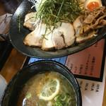 麺屋 Rock - つけ麺全貌