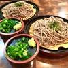 まる井亭 - 料理写真:「ざる蕎麦」(430円 x 2枚)。