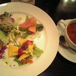 6737250 - スープと前菜