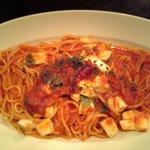 6737251 - モツァレラトマトソーススパゲティー