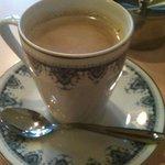 ヤトカフェ - カフェオレ