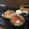 風 - 料理写真:タコライス&ソーキそば980円