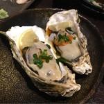 沖ちゃん - 生牡蠣