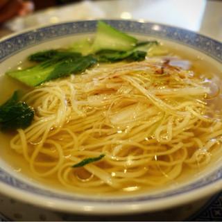 順徳 - 料理写真:ネギ汁そば