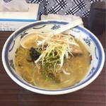 札幌味噌らーめん たら福 - しおラーメン 750円