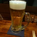 静音 - 生ビール追加