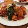 韓国家庭料理 オウリム - 料理写真:キムチ盛り合わせ
