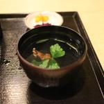 ひつまぶし 花岡 - 肝吸い +100円☆