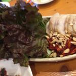 韓国家庭料理 オウリム - ポッサム