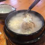 韓国家庭料理 オウリム - サムゲタン