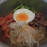 67374478 - すーぷ房くだら 湊川店 ピビン冷麺(湊川)