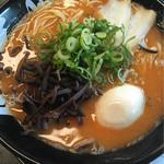 豚骨ラーメン専門店 大和 桜花爛漫 - 料理写真: