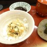 天ぷら 割烹 昌 - 天丼