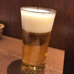 kawara CAFE&DINING -FORWARD- - 生ビール